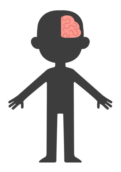 Linker hersenhelft - Denken